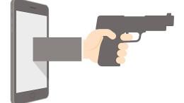 Jetzt gelingt der Bankraub mit einer schlichten SMS