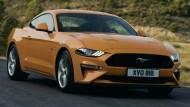 Teaser Bild für Fahrbericht Ford Mustang 5.0 Fastback