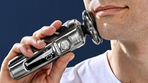 Smartphone-Technik für den Rasierer