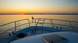 Mein Boot ist meine Burg