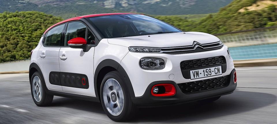 Citroën C3 Im Test Mit Bordkamera Als Weltneuheit