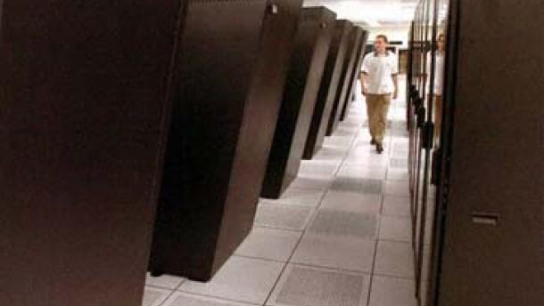 Supercomputer Blue Gene/L zieht der Konkurrenz davon