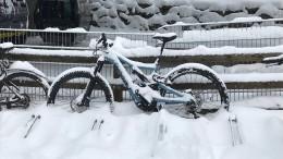 Ski-Bike