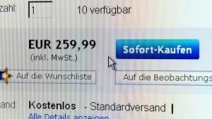 Bundestag beschließt Gesetz gegen Kostenfallen im Internet