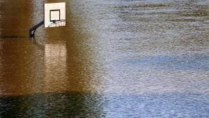 Hochwasser bedroht den Norden