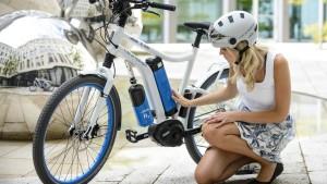 Radeln mit Wasserstoff