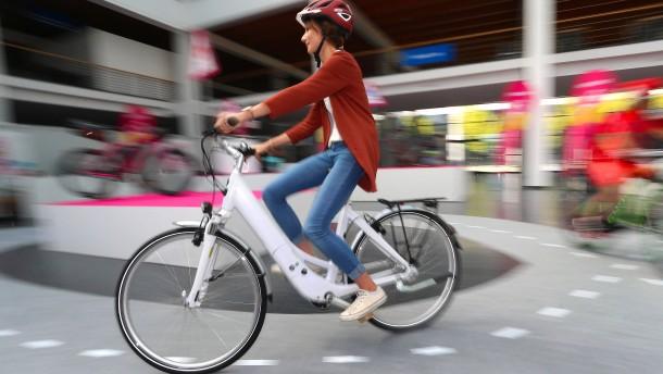 E-Bike statt Motorroller