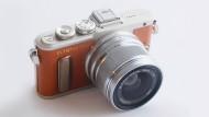 Immer-dabei-Kamera mit Bling-Bling