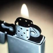 Der Klassiker: Sturmerprobtes Benzinfeuerzeug