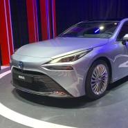 Der Toyota Mirai kommt zum Jahresende 2020 in einer neuen Version.
