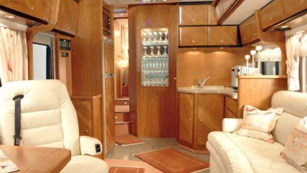 caravan trends mobile tr ume zum wohnen auto verkehr. Black Bedroom Furniture Sets. Home Design Ideas