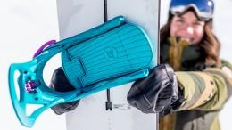 Burton erfindet die Snowboard-Bindung neu