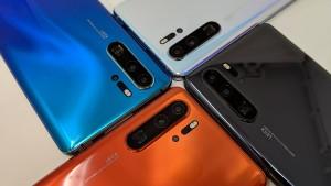 Huawei hat einen Knick in der Optik
