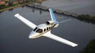 Der Cirrus Vision Jet ...