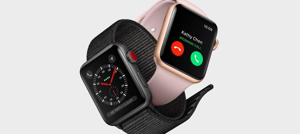 Apple Watch Series 3 Funktioniert Auch Ohne Iphone Testbericht