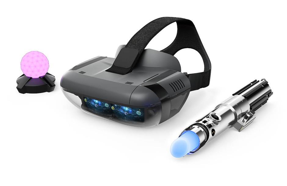 """Lenovo hebt das Laserschwert mit """"Star Wars: Jedi Challenges"""" in die Virtuelle Realität."""