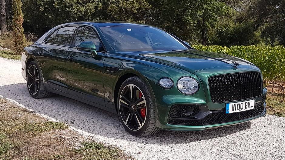Luxuslimousine Bentley Flying Spur