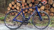 Specialized verlässt mit dem Roubaix den glatten Asphalt...