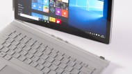 It's a feature, not a bug: Beim Microsoft Surface Book kann man den Bildschirm abnehmen