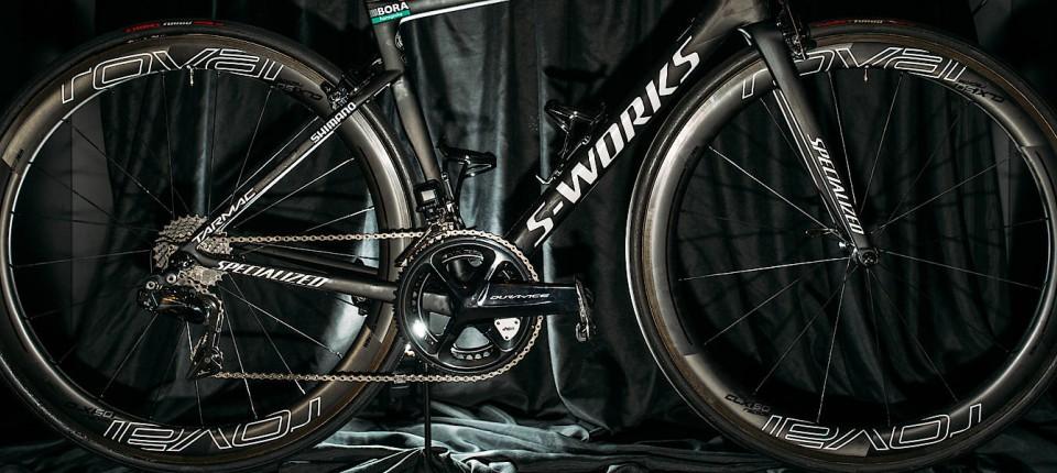 Rennräder Bei Der Tour De France