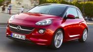Schluss mit lustig: Opel Adam
