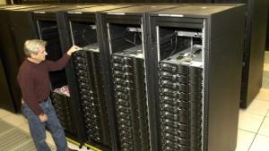 IBM und Intel liegen vorn