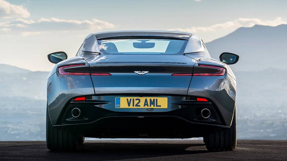 Aston Martin Lotus Und Mclaren Rüsten Sportwagen Auf