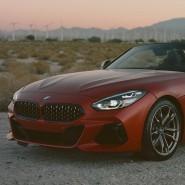 """Im Fahrzeugschein steht """"Kabrio-Limousine"""": Z4 Roadster von BMW"""