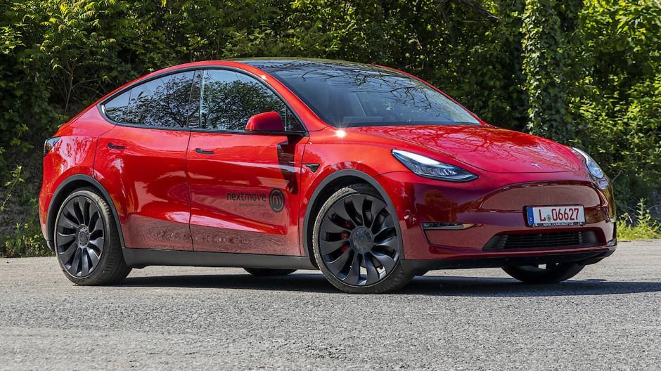 Bald gebaut bei Berlin: Tesla Nummer vier, das Model Y
