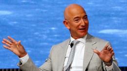 Bezos schießt den Vogel ab
