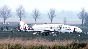 """Airplane crash @ Schiphol Airport Amsterdam!!"""