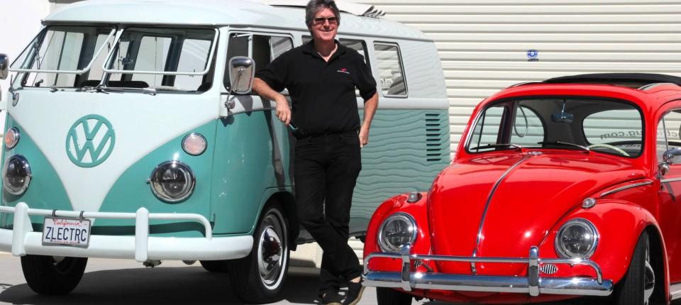 zelectric baut alte vw käfer und bullis zu elektroautos um