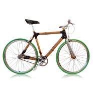 Warum nicht mit neongrünen Reifen wie von Bambooride?