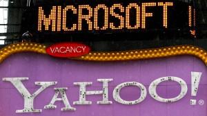 Microsoft und Finanzinvestoren an Yahoo interessiert