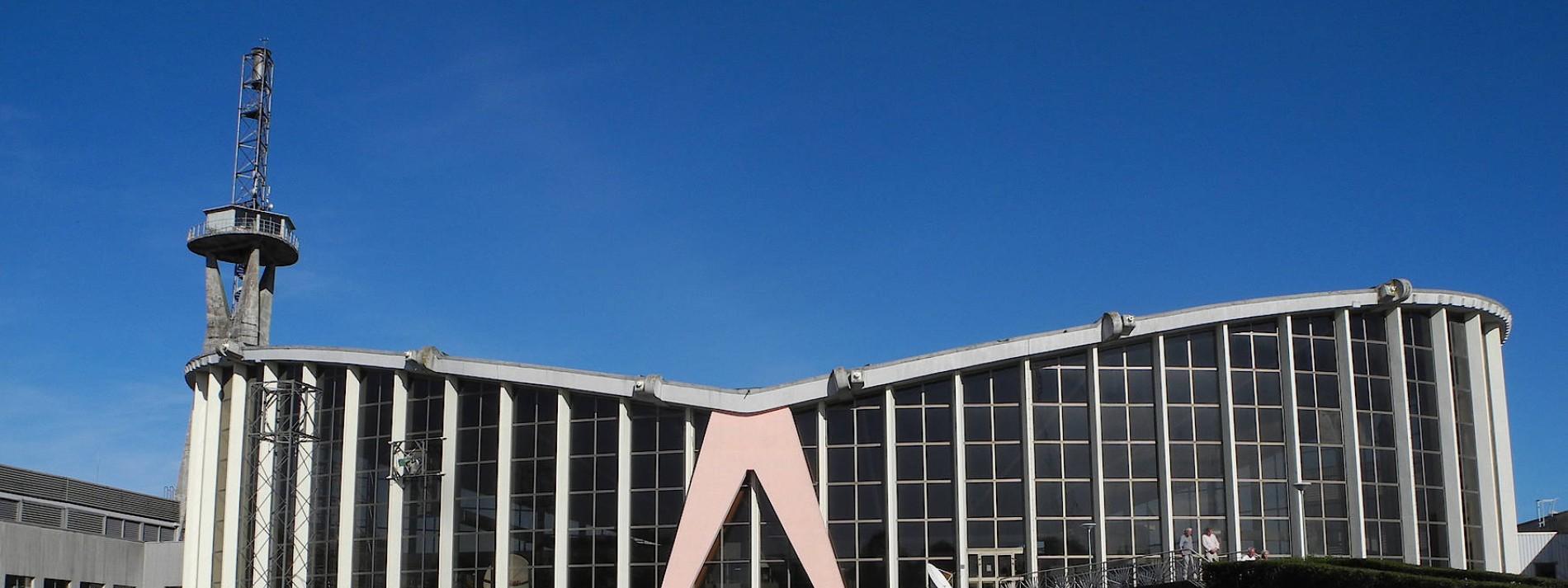 Das filigrane Dach