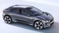 Jaguars I-Pace Concept