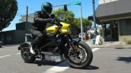 Harley-Davidsons Livewire ist das erste Elektromotorrad eines großen Herstellers.
