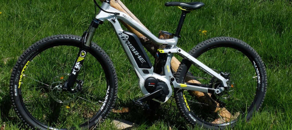E Mountainbike Xduro Fullseven Rx Von Haibike Im Test