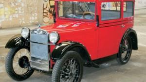 Der erste BMW kam aus Preußen
