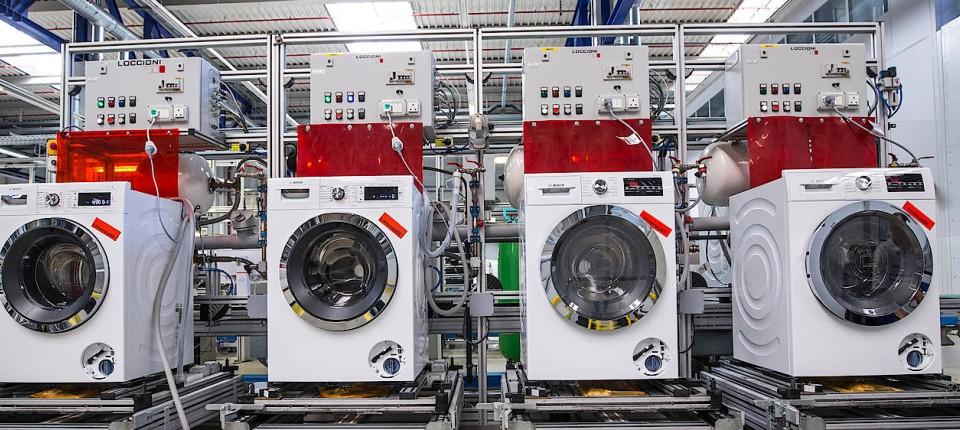 Favorit Technik der Waschmaschine: Aktuelle Innovationen von Bosch-Siemens LC08