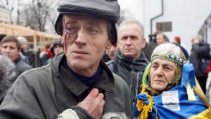 Ukraines Opposition fordert Neuwahlen
