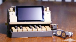 So entsteht das Labo-Klavier
