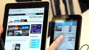 Apple punktet in iPad-Streit mit Samsung