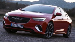 Opel Isignia Grand Sport GSI