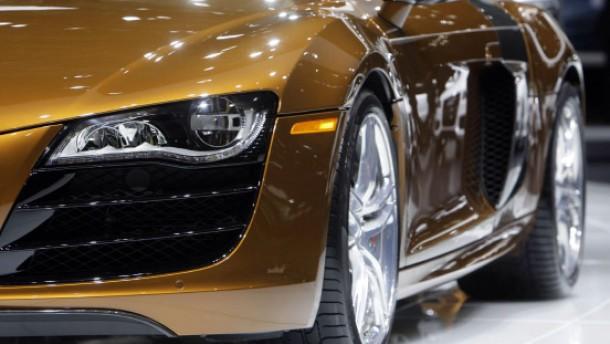 Die Autoindustrie schöpft wieder Hoffnung