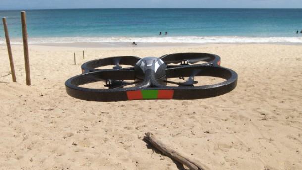 Mini-Drohne für Hobby-Spione