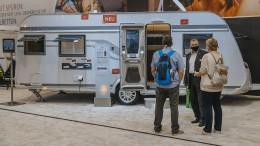 Camping kennt keine Krise