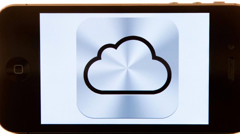 Immer wieder im Fokus der Hacker: die iCloud