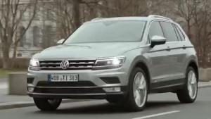 Der neue VW Tiguan ist streng genommen der Wagen fürs Volk
