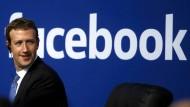 Die zweite große Datenkrake: Facebook